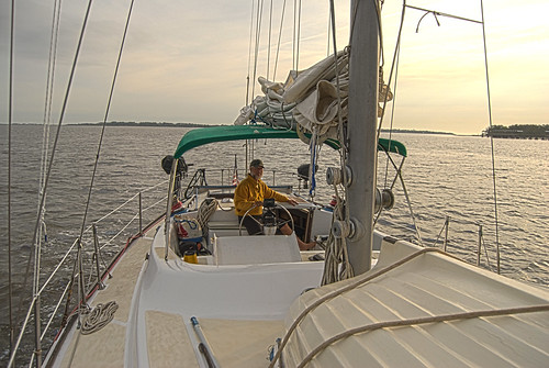 The Mini Sea Trial on S/V Camelot