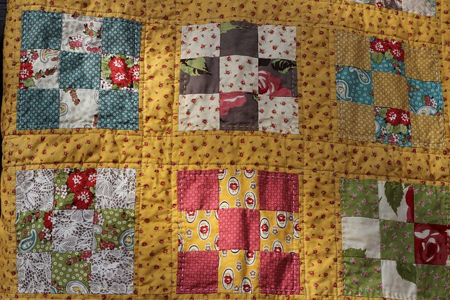 Little Quilt on the Prairie