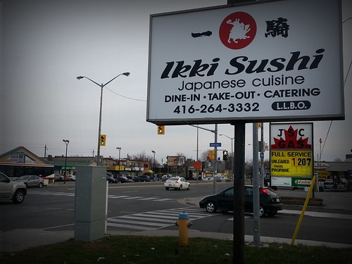 Ikki Sushi - Kingston Road, Scarborough