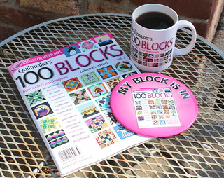Quiltmaker 100 Blocks Coffee