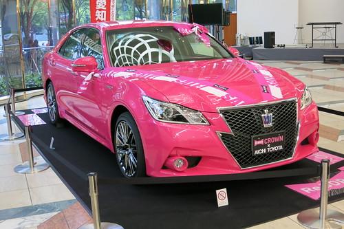 Pink Crown!