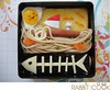 Bento # 161 -Happy Sailing Day Bento