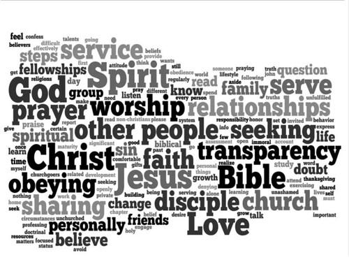 discipleship priorities, lifeway research, transformational discipleship