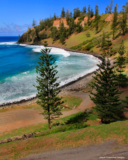 Ball Bay, Norfolk Island