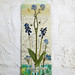 a blissful day picking wild flowers by Carolyn Saxby | Love Stitching Red