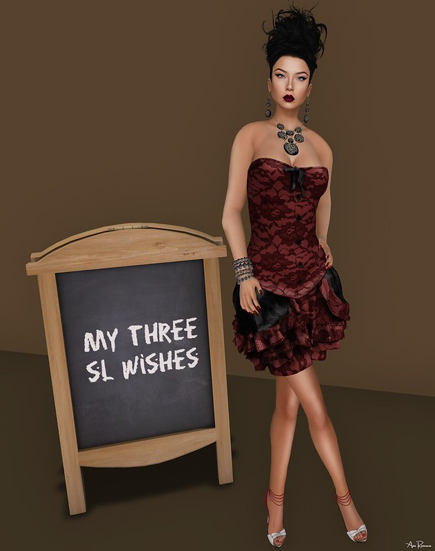 My Three SL Wishes Meme
