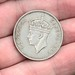 Small photo of King George VI Shilling