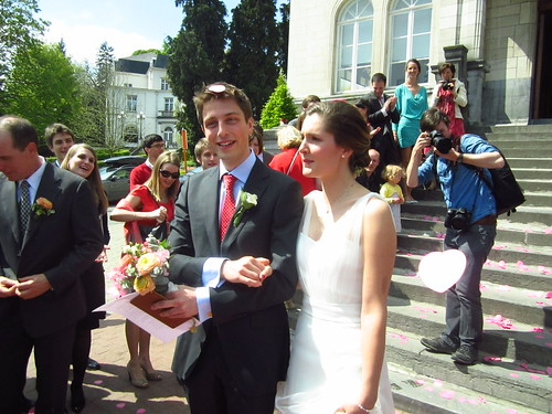 Mariage Gwen et Kev