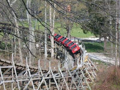 Raven's second train
