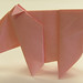Small photo of Origami Pig (Alfred Cerceda)
