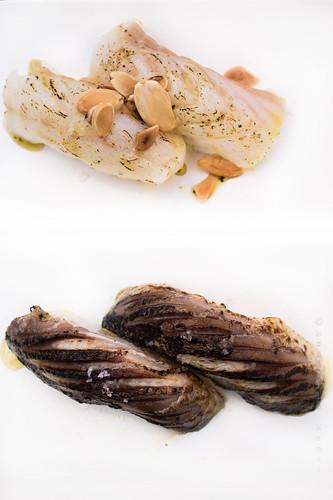 Sea Me - Niguiri de sardinha e Niguiri de bacalhau