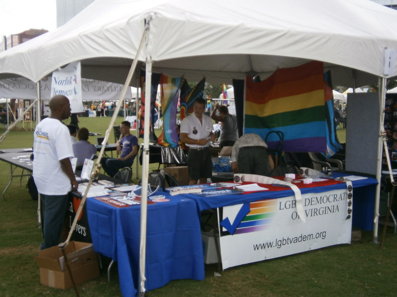 2012 OUT in the Park by Hampton Roads Pride
