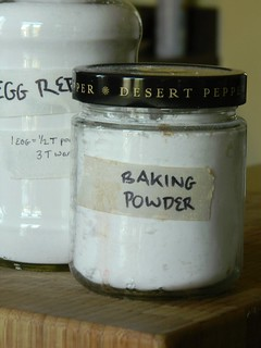 Corn-Free Baking Powder