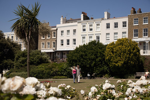 Albion Gardens, Ramsgate. Credit Thanet Tourism, Britain on View, Rod Edwards (2) | by Explore Kent