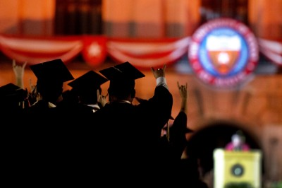 Commencement 2013 Saturday evening