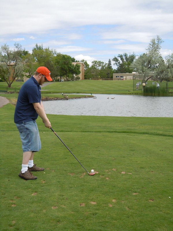 Anniversary Golfing