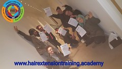 Looking for a #hairextensions #training #course to start or enhance your business? Visit www.signature-masterclasses.com for more info