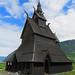 Hopperstad Stave Church by Mrs.Snowman