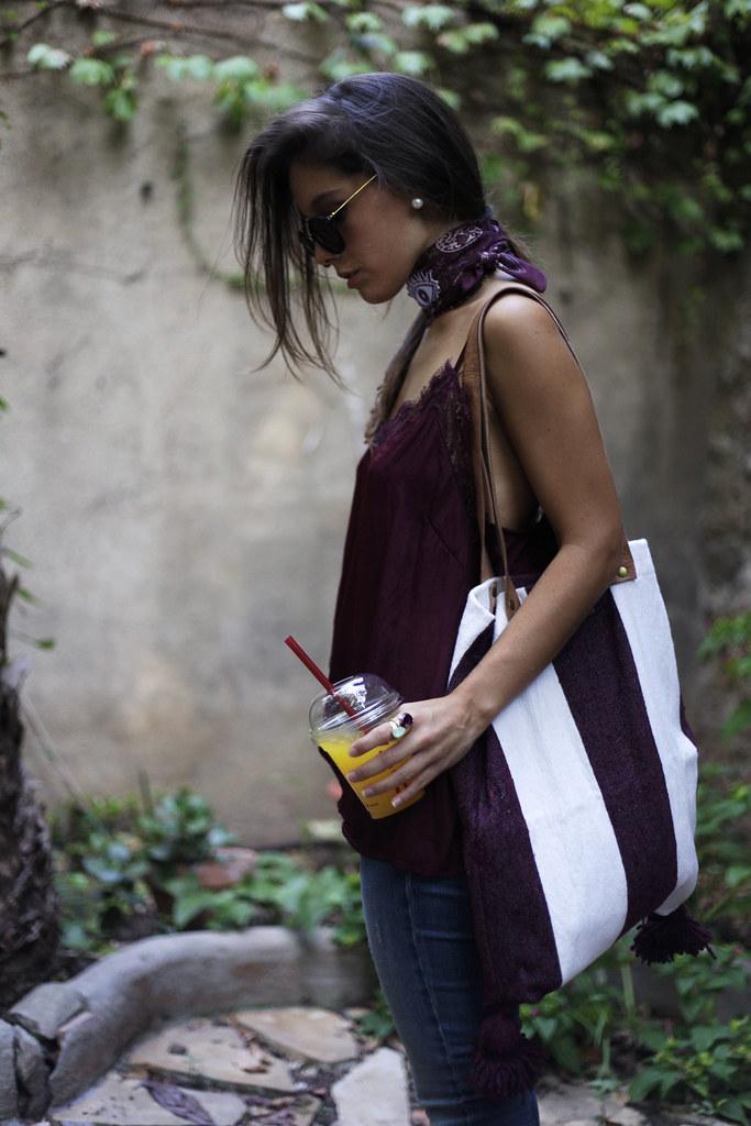 02_Look_otoño_burgundy_blogger_theguestgirl