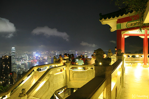 The Peak - Lion's Pavilion