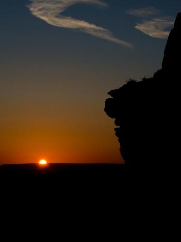 sky cloud sun silhouette southwales sunrise easter dawn nikon kitlens 1855mm sonrise merthyr abercynon giantsbite d5100
