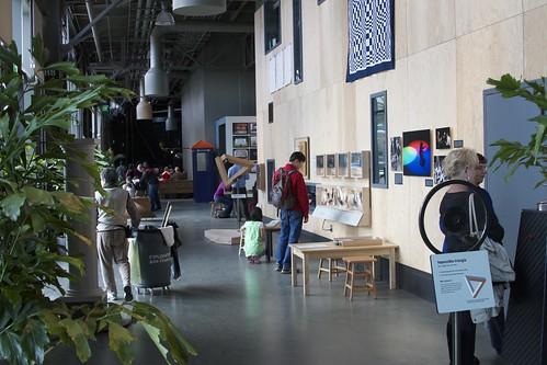 So many exhibits!