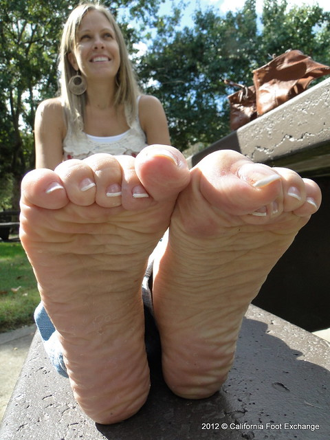 The video themousepad wrinkled soles feet pics ass her