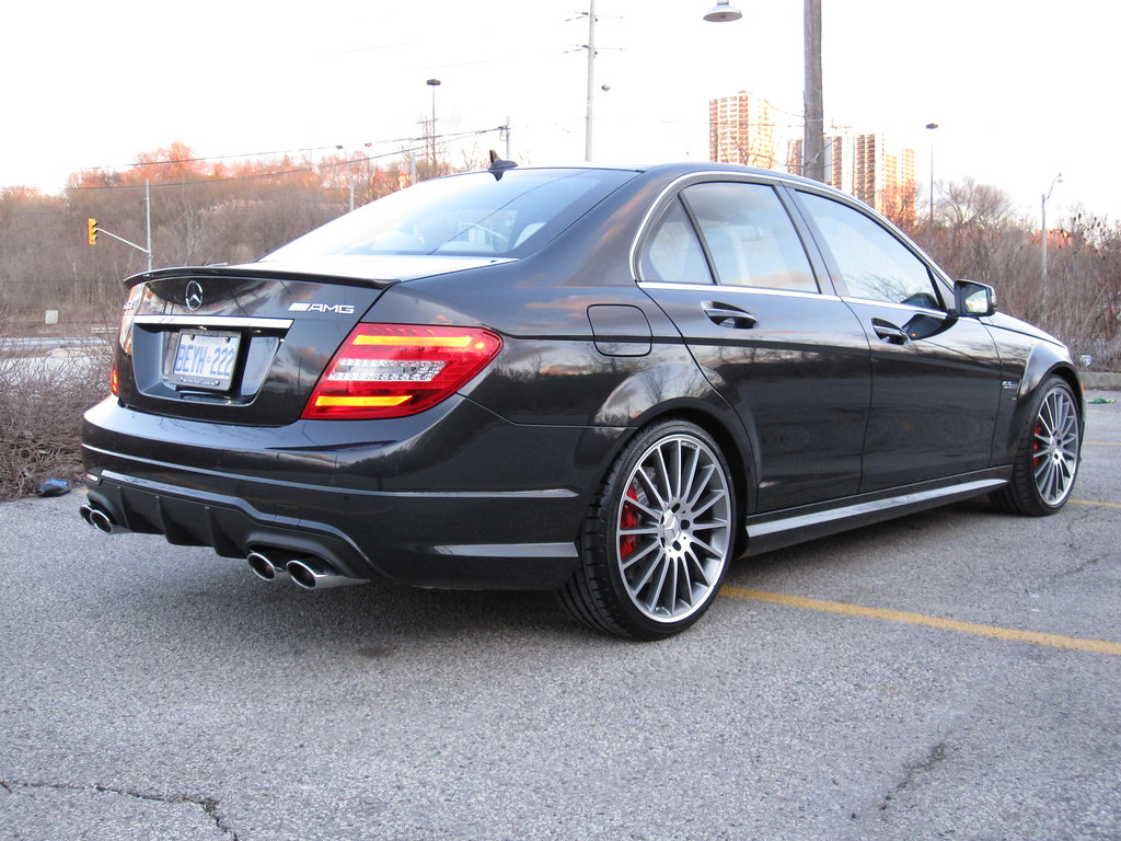 About to join the club... 2013 C63 sedan incoming ...