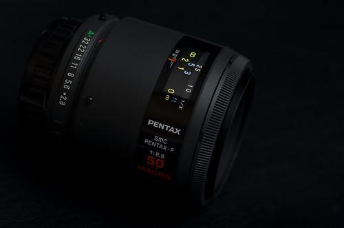 PENTAX-F 50/2.8 MACRO