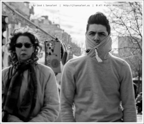 Cristian y la srta Rotermeyer by Sansa - Factor Humano
