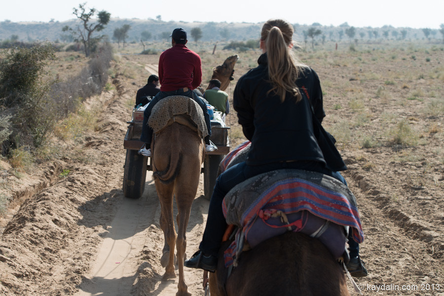 тур в пустыню