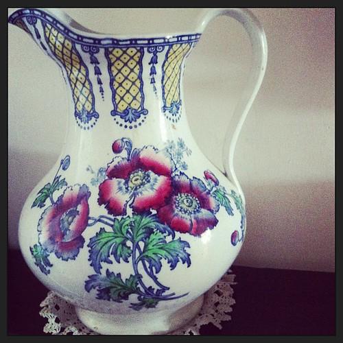 A favourite jug ...