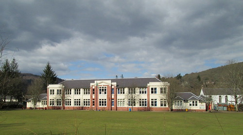 Royal School, Dunkeld.