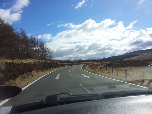 isle of skye and ferry transfer