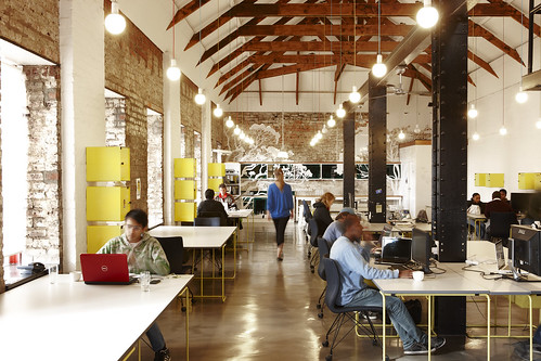 ... Workspaces Made Available To Them On The Days They Are In The Office.  The Preferred Space Is One That Encourages Collaboration, Which Is A  Primary ...