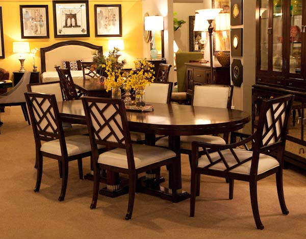 broyhill dining set broyhill by builders design