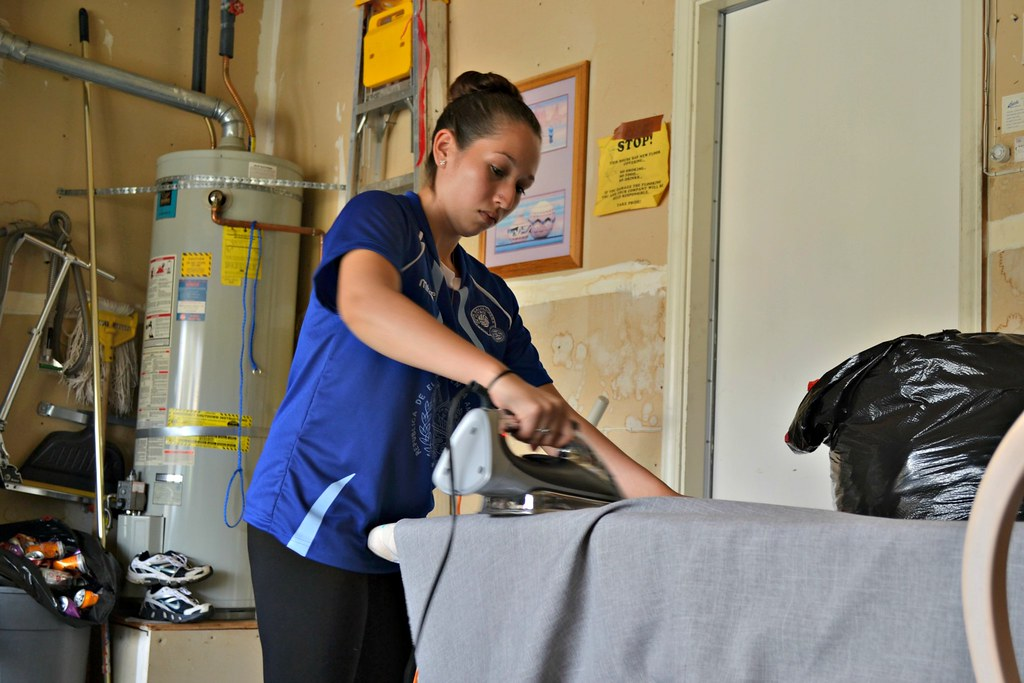 Arlex Ironing