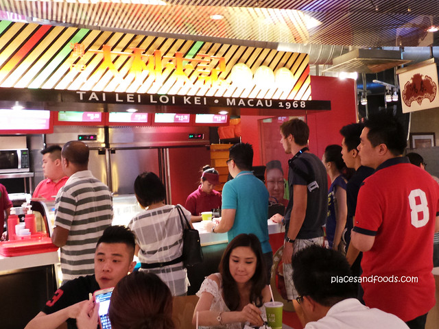 Tai Lei Loi Kei lot 10 hutong