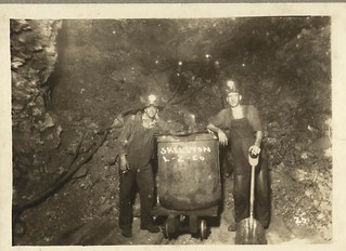 Tar Creek Miners - 2 men