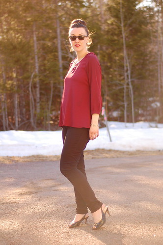 Confessions of a Wannabe Fashionista: This is Canada