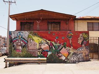 Maya Graffiti