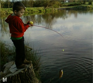 Great Weather For Fishing!