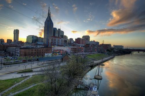 Nashville Sunset