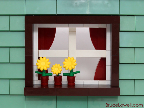 LEGO Family of Flowers