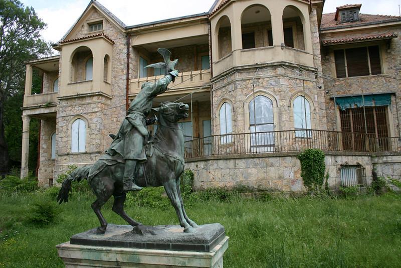 Former Royal Estate of Tatoi, near Athens, GREECE