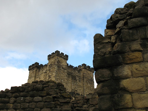 The Keep and the Walls