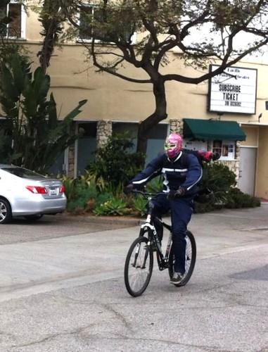 Mask Bike