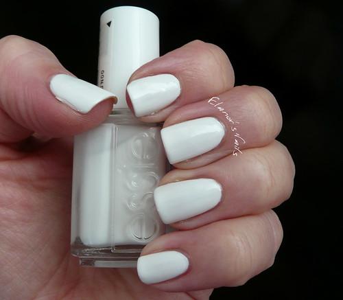 essie blanc 2