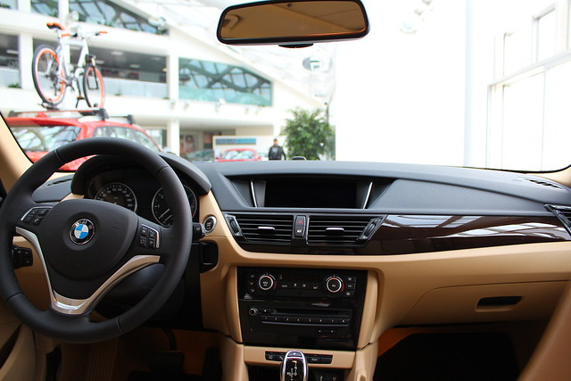 bmw x1 interior flickr photo sharing