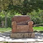 Chair in Parque del Oeste